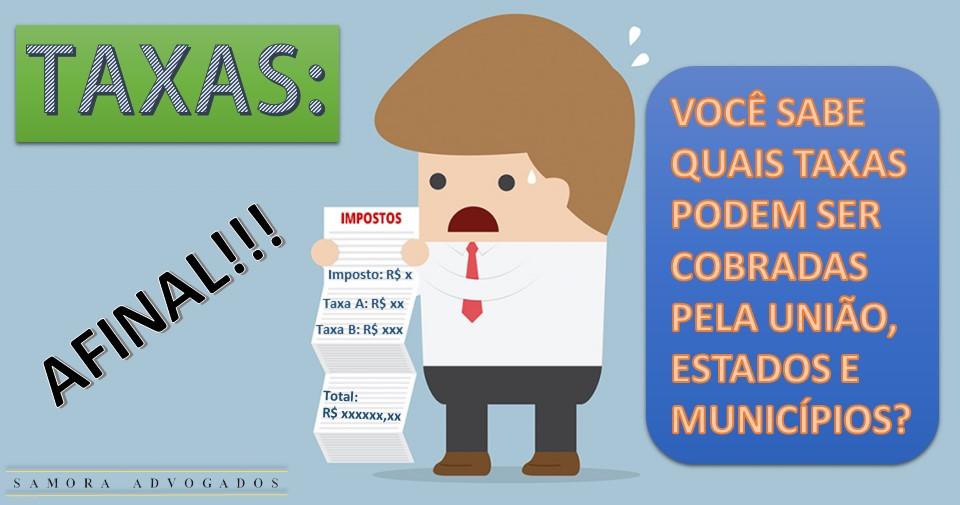 FACE Taxas - VAMOS FALAR DE TAXAS QUE PAGAMOS!