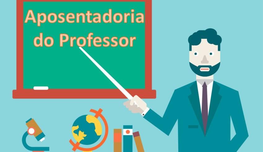 aposentadoria professor - Aposentadoria do Professor (INSS): entenda o benefício!